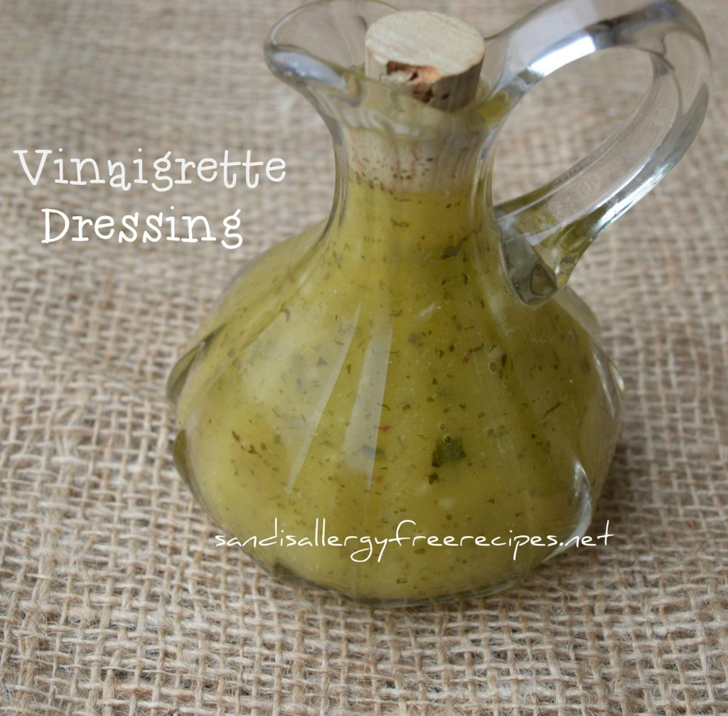 Vinaigrette Dressing and Marinade