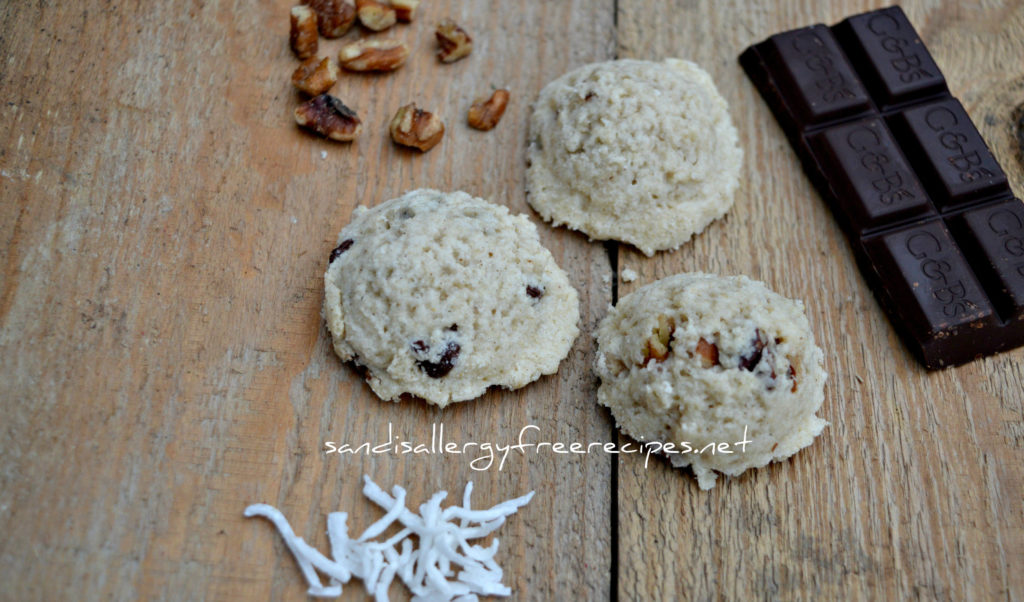 Shortbread Mexican Wedding Cookies
